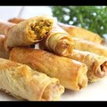Selling: Cigares et briouates au poulet et aux amandes