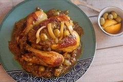 Selling: Djaj mhamar au citron confit 1 poulet